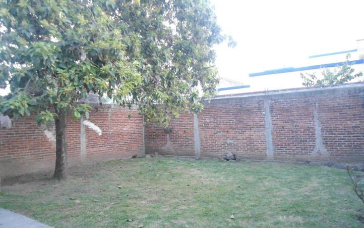 Foto de casa en renta en  605, las reynas, irapuato, guanajuato, 375937 No. 13