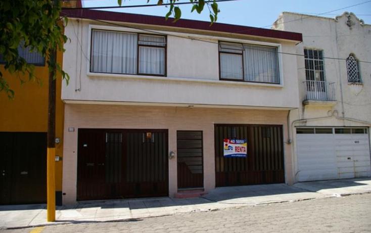 Foto de departamento en renta en  605, san francisco, puebla, puebla, 1663884 No. 01