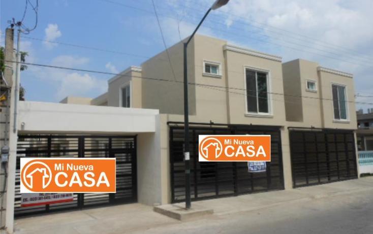 Foto de casa en venta en xicotencatl 606, niños héroes, tampico, tamaulipas, 2686194 No. 01