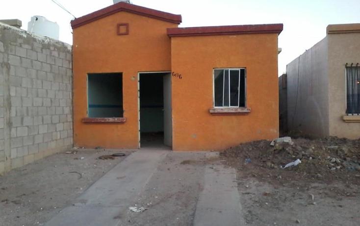Foto de casa en venta en  606, villa las lomas, mexicali, baja california, 1363627 No. 02