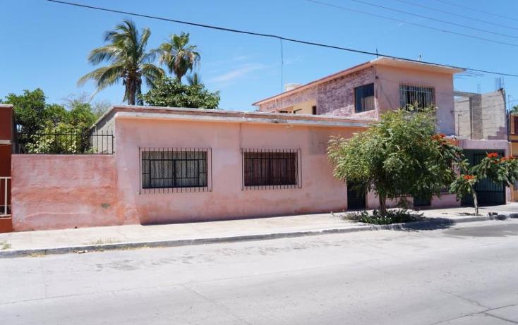 Foto de casa en venta en  607, centro, la paz, baja california sur, 957333 No. 02