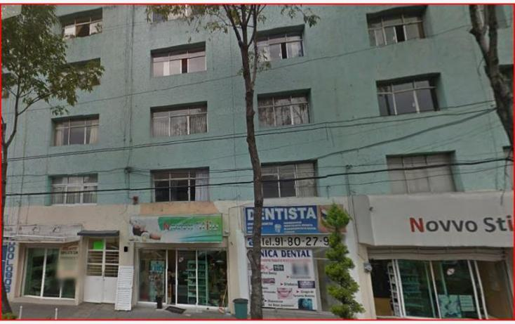 Foto de departamento en venta en  61, álamos, benito juárez, distrito federal, 2009942 No. 01
