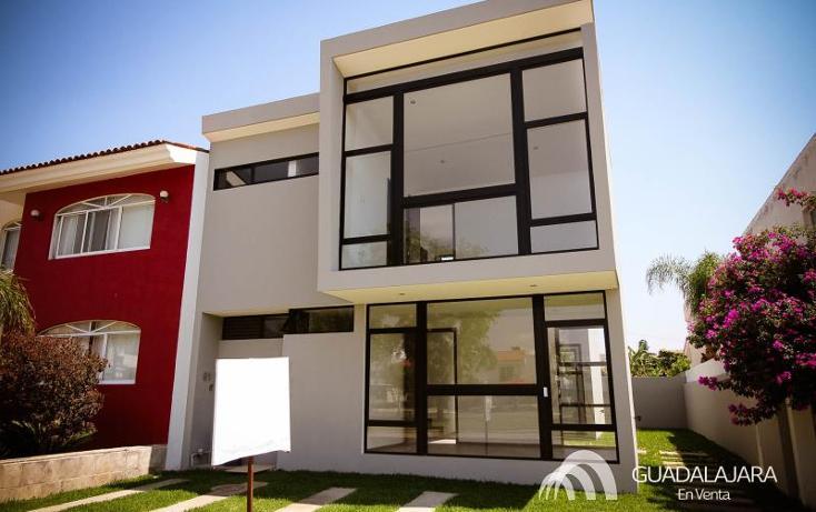 Foto de casa en venta en  61, el alcázar (casa fuerte), tlajomulco de zúñiga, jalisco, 2037922 No. 01