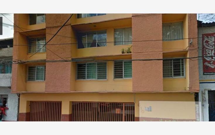 Foto de departamento en venta en  610, portales norte, benito ju?rez, distrito federal, 2039604 No. 01