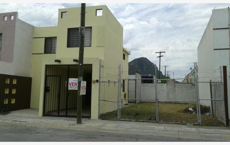 Foto de casa en venta en  611, paseo real, general escobedo, nuevo le?n, 1763048 No. 01