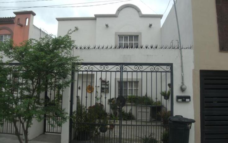 Foto de casa en venta en  614, las fuentes, reynosa, tamaulipas, 1569562 No. 01