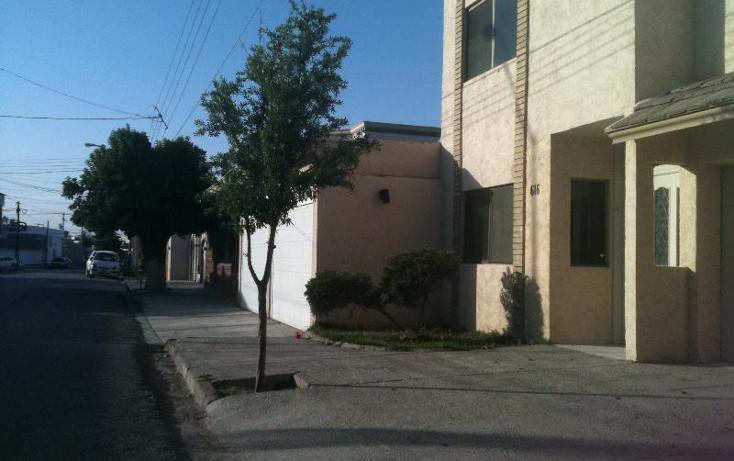 Foto de casa en renta en  616, san isidro, torreón, coahuila de zaragoza, 430274 No. 01