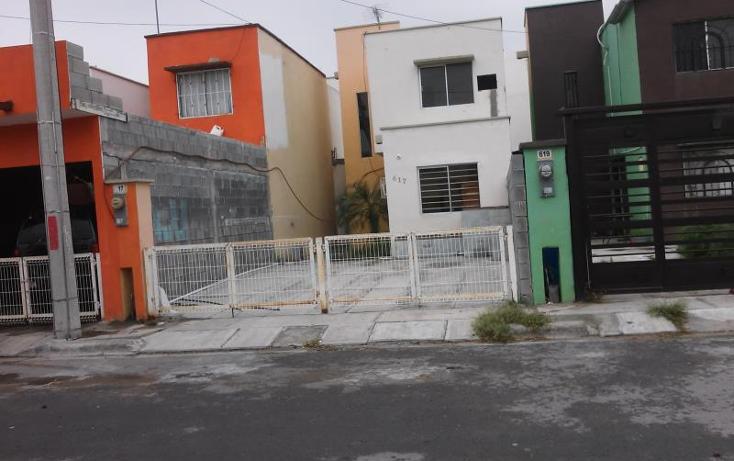 Foto de casa en venta en  617, villa florida, reynosa, tamaulipas, 1483571 No. 01