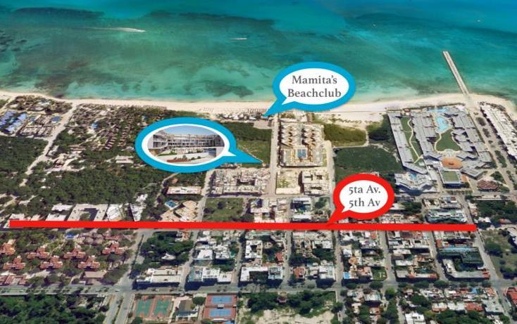 Foto de departamento en venta en 28 618, playa del carmen centro, solidaridad, quintana roo, 1543260 No. 22
