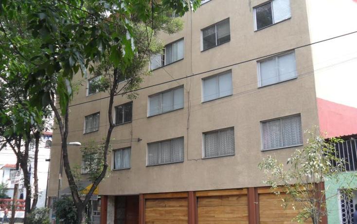 Foto de departamento en venta en  62, ciudad de los deportes, benito juárez, distrito federal, 1994158 No. 01