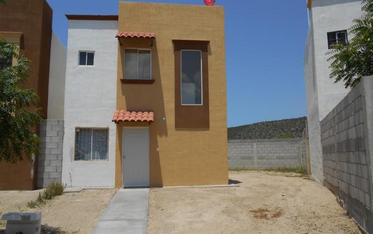 Foto de casa en venta en  621, el progreso, la paz, baja california sur, 1783300 No. 01