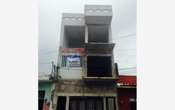 Foto de edificio en renta en  623, centro sct chiapas, tuxtla guti?rrez, chiapas, 666149 No. 02