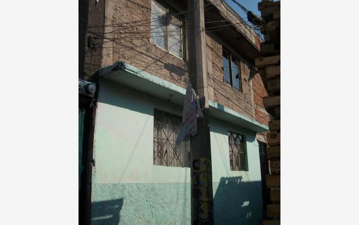 Foto de casa en venta en  63, juárez pantitlán, nezahualcóyotl, méxico, 1763764 No. 01