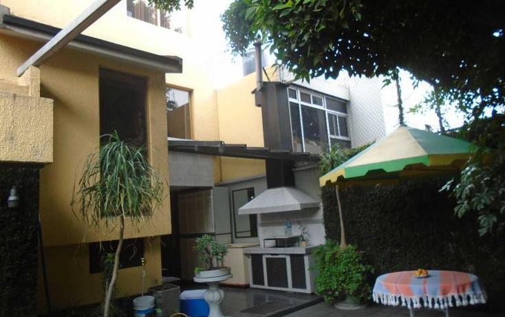 Foto de casa en venta en  63, los cedros, coyoac?n, distrito federal, 1425331 No. 18