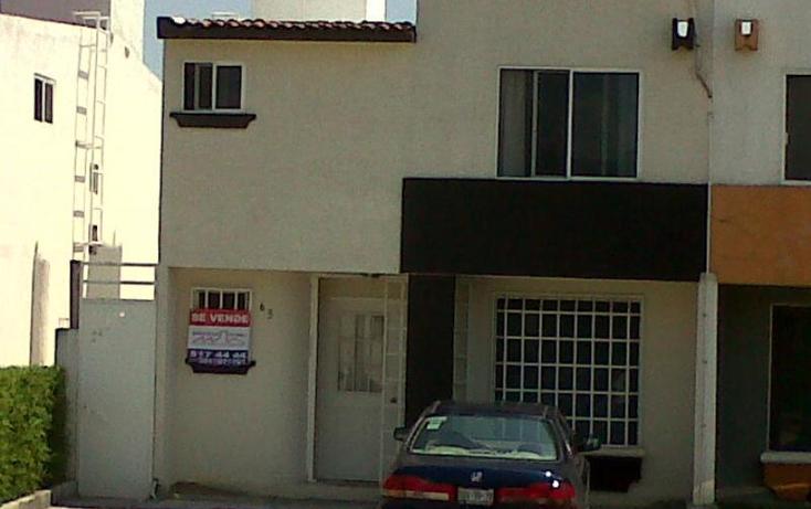 Foto de casa en venta en  63, real del jericó, zamora, michoacán de ocampo, 386480 No. 01