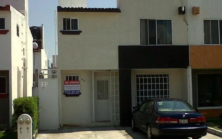 Foto de casa en venta en  63, real del jericó, zamora, michoacán de ocampo, 386480 No. 03
