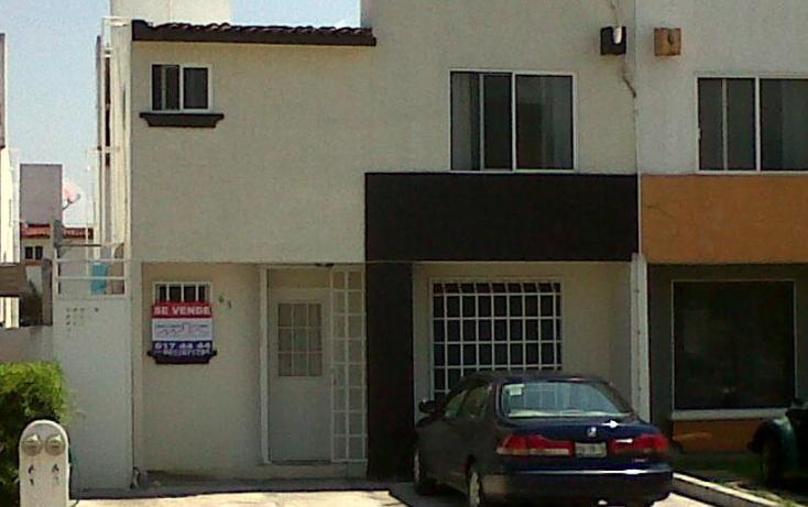 Foto de casa en venta en  63, real del jericó, zamora, michoacán de ocampo, 386480 No. 04