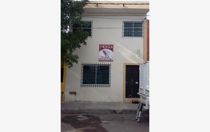 Foto de casa en venta en  636, centro, culiac?n, sinaloa, 1592416 No. 01