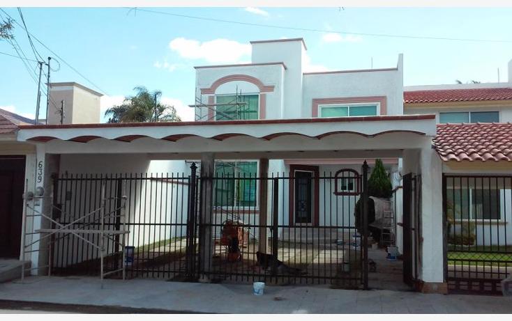 Foto de casa en renta en  639, villas de irapuato, irapuato, guanajuato, 1469399 No. 01