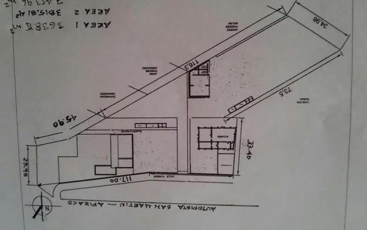 Foto de terreno habitacional en venta en  64, san esteban tizatlan, tlaxcala, tlaxcala, 969057 No. 15