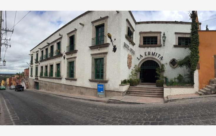 Foto de terreno comercial en venta en  64, san miguel de allende centro, san miguel de allende, guanajuato, 1546614 No. 01