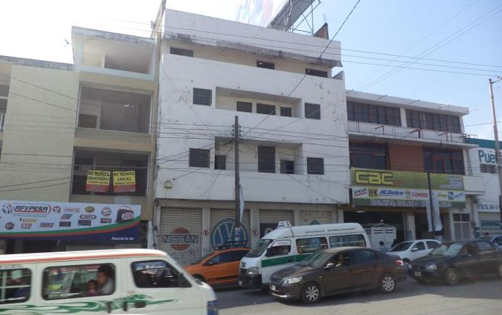 Foto de edificio en renta en  640, obrera, tuxtla gutiérrez, chiapas, 715221 No. 01