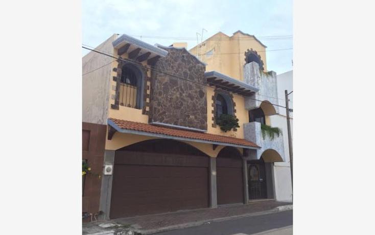 Foto de casa en venta en  642, costa de oro, boca del r?o, veracruz de ignacio de la llave, 1584764 No. 01