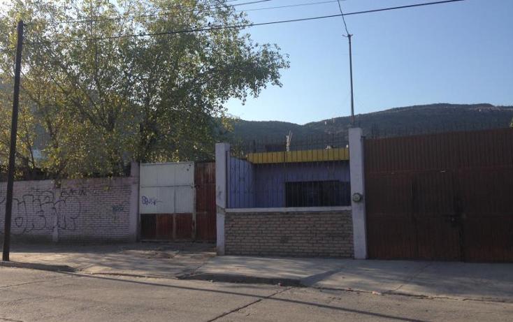 Foto de terreno habitacional en venta en  642, patria nueva, saltillo, coahuila de zaragoza, 1563844 No. 02