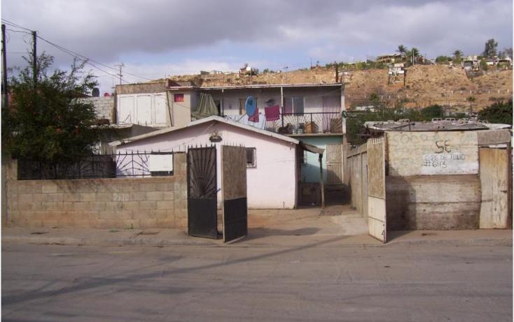 Foto de casa en venta en  644, 10 de mayo, tijuana, baja california, 1217925 No. 01