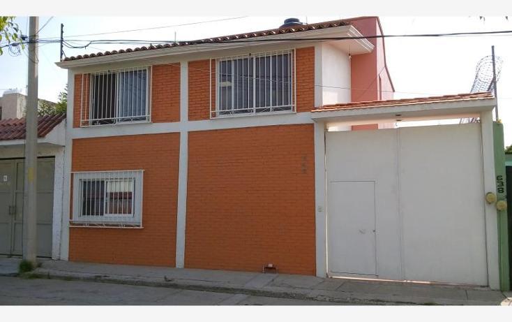 Foto de casa en renta en  648, las plazas, irapuato, guanajuato, 1946468 No. 01