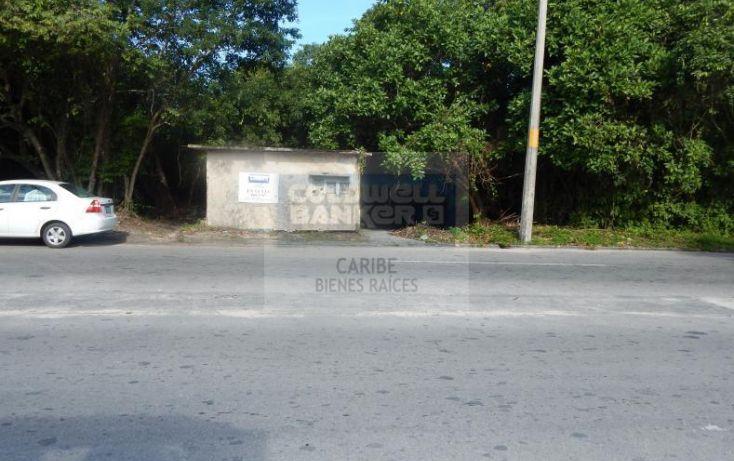 Foto de terreno habitacional en venta en 65 av 8 de octubre, zona industrial, cozumel, quintana roo, 1497521 no 01