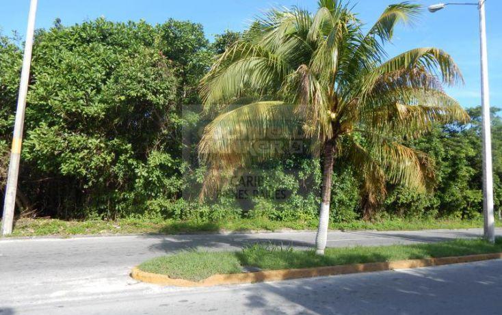 Foto de terreno habitacional en venta en 65 av 8 de octubre, zona industrial, cozumel, quintana roo, 1497521 no 02