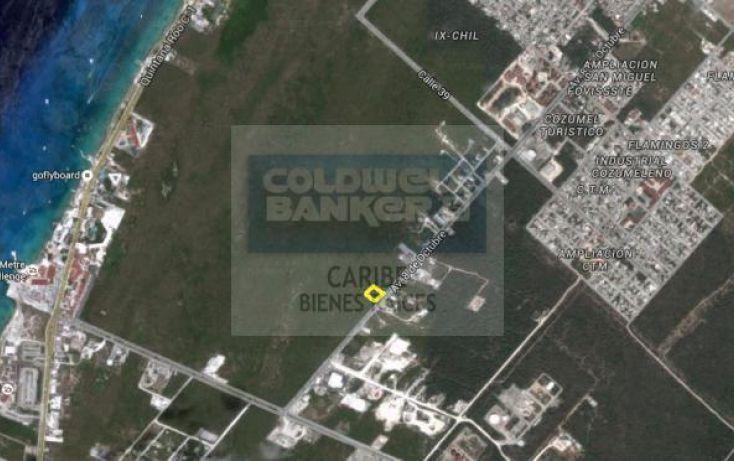 Foto de terreno habitacional en venta en 65 av 8 de octubre, zona industrial, cozumel, quintana roo, 1497521 no 06