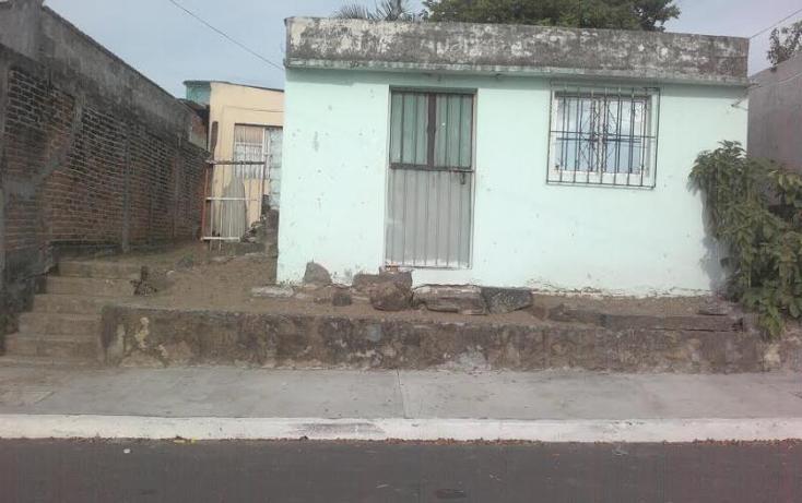 Foto de terreno habitacional en venta en  65, el manantial, boca del r?o, veracruz de ignacio de la llave, 1584640 No. 01