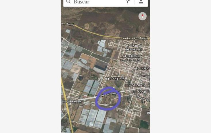 Foto de terreno habitacional en venta en  654, jocotepec centro, jocotepec, jalisco, 2031716 No. 03