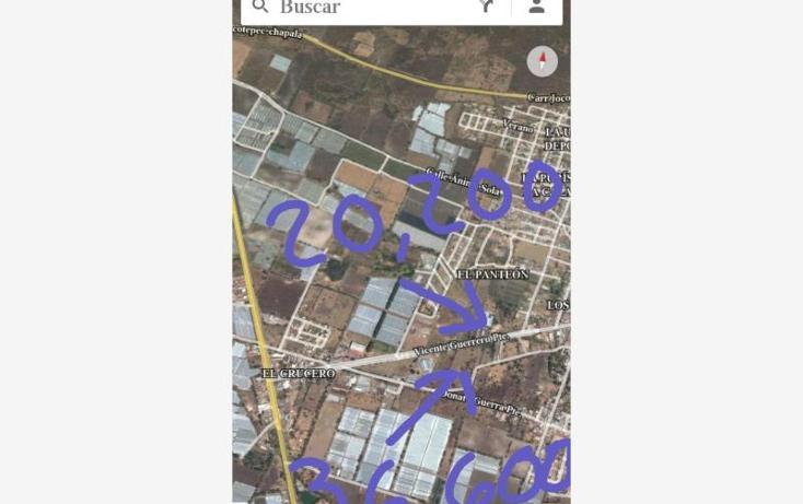 Foto de terreno habitacional en venta en  654, jocotepec centro, jocotepec, jalisco, 2031716 No. 04