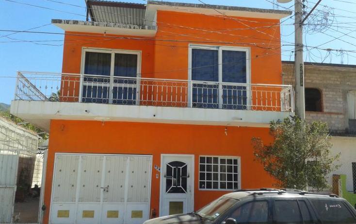 Foto de casa en venta en  654, lomas de coapinole, puerto vallarta, jalisco, 391058 No. 01