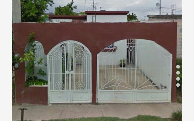 Foto de casa en venta en  656, alameda, culiacán, sinaloa, 1815688 No. 01