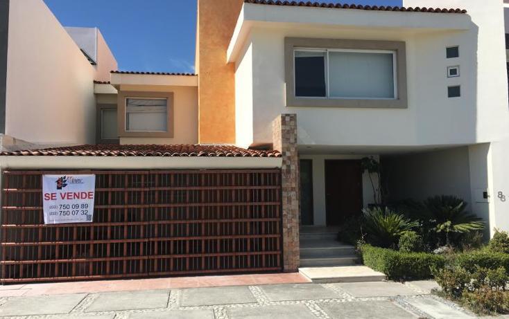 Foto de casa en venta en  6606, vista real del sur, san andrés cholula, puebla, 1669540 No. 01