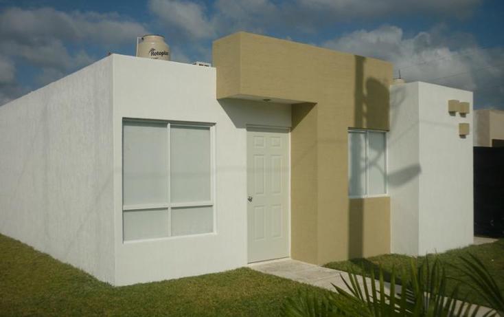 Foto de casa en venta en  662, los almendros, mérida, yucatán, 398985 No. 01