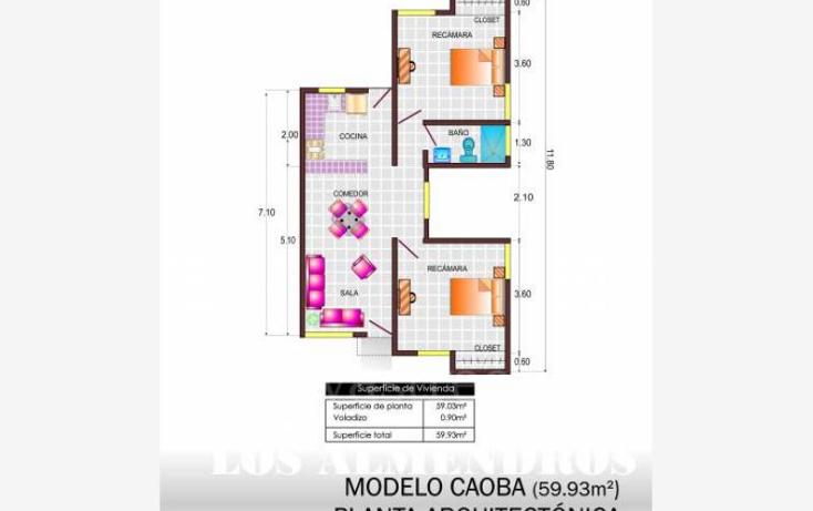 Foto de casa en venta en  662, los almendros, mérida, yucatán, 398985 No. 04