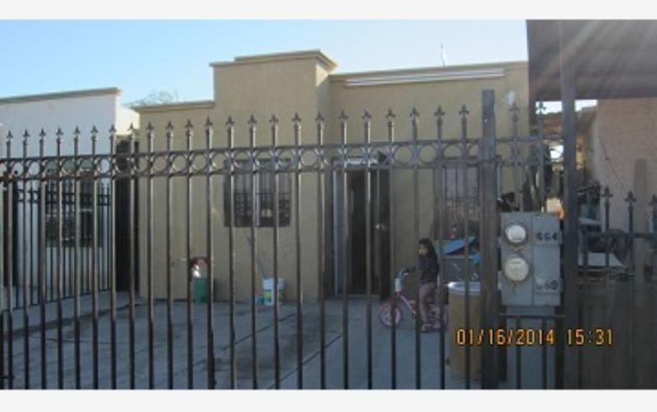 Foto de casa en venta en  664, misión del ángel, mexicali, baja california, 376390 No. 02