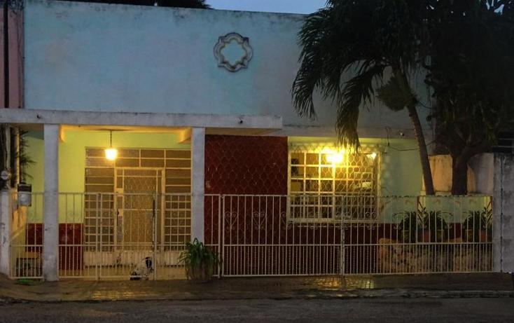 Foto de casa en venta en  67, garcia gineres, m?rida, yucat?n, 1649788 No. 01