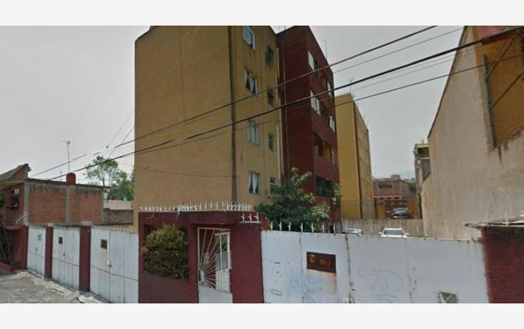 Foto de departamento en venta en  67, tlalcoligia, tlalpan, distrito federal, 1674752 No. 01