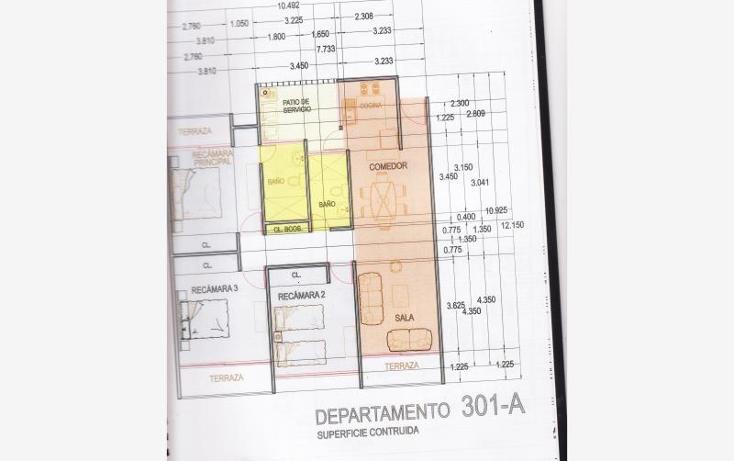 Foto de departamento en venta en  682, el morro las colonias, boca del río, veracruz de ignacio de la llave, 373065 No. 03