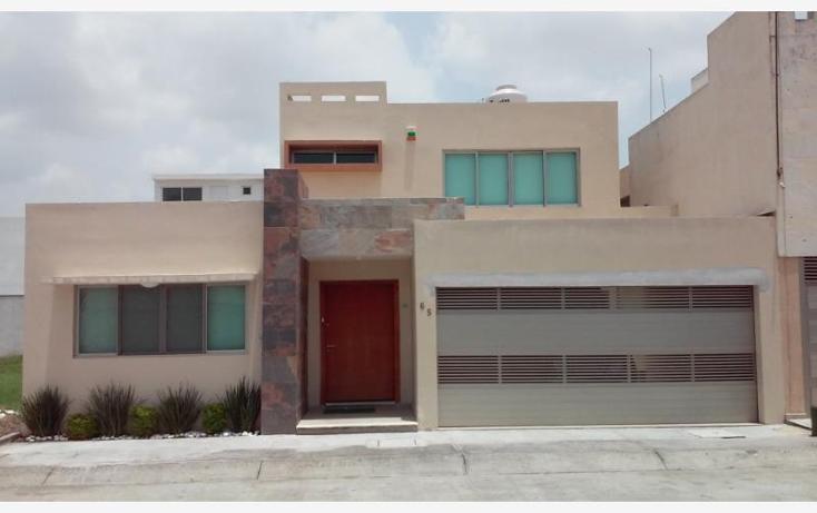 Foto de casa en venta en  69, las palmas, medell?n, veracruz de ignacio de la llave, 994351 No. 01