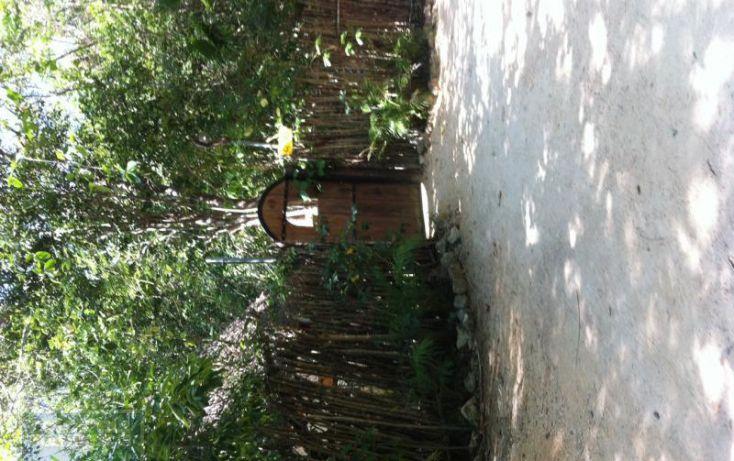 Foto de terreno habitacional en venta en 69 sur y avenida paseo del mayab lote 003, la joya, solidaridad, quintana roo, 2035708 no 01