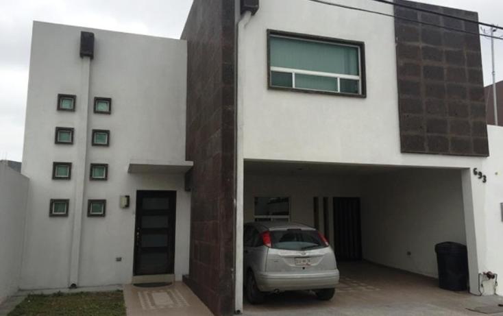 Foto de casa en renta en  693, valle del vergel, reynosa, tamaulipas, 1622440 No. 01