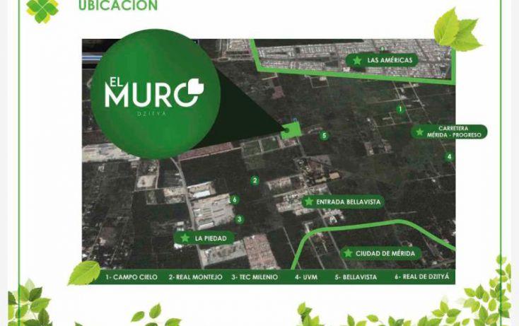 Foto de terreno habitacional en venta en 7 1, dzitya, mérida, yucatán, 1979846 no 03