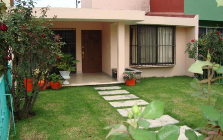 Foto de casa en venta en  7, ahuatepec, cuernavaca, morelos, 1590182 No. 01